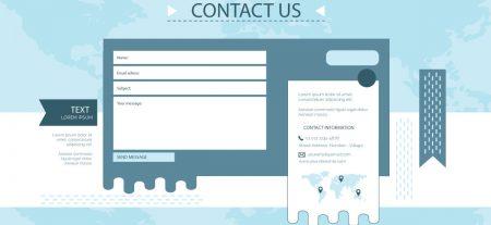 Custom Website Forms | Custom Contact Form | Contact Forms | Image by: freepik.com