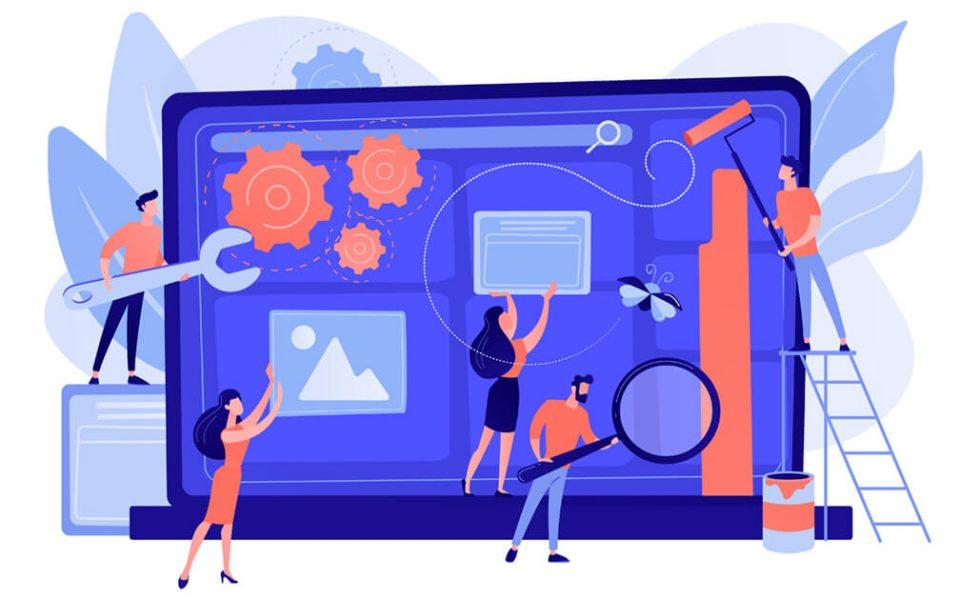 Updating Your Website | Website Maintenance and Content Updates | Image by: freepik.com/vectorjuice