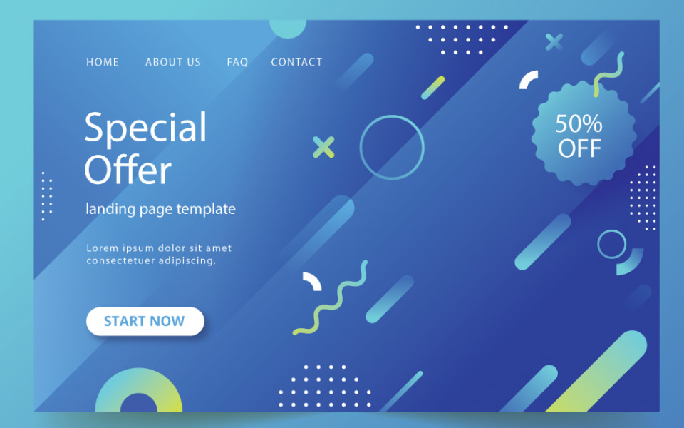 Landing Pages | What Are Landing Pages | Image by: freepik.com